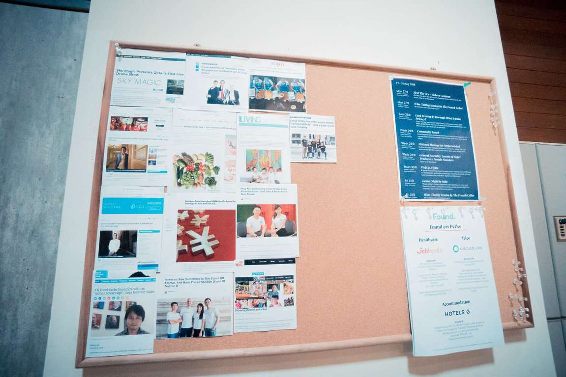 Found-co-working-space-community-notice-board