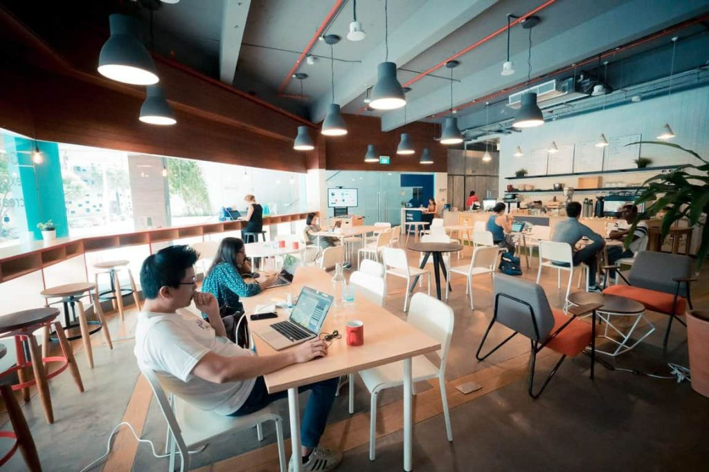 Found-co-working-space-community-town-hall