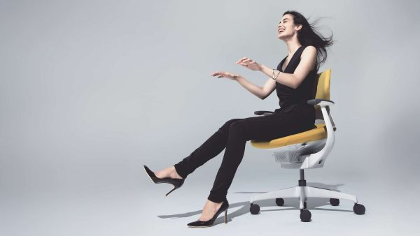 Keep Your Ass Moving While Seated with Kokuyo ing 360° Chair