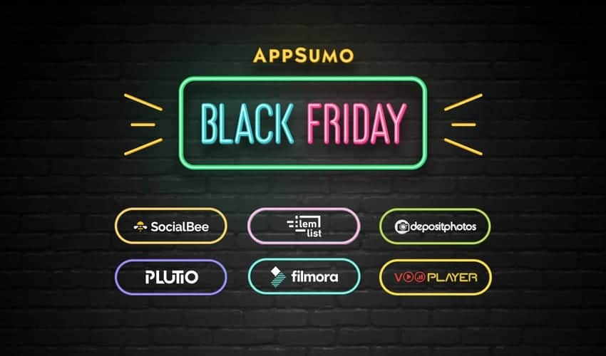 Black Friday Appsumo