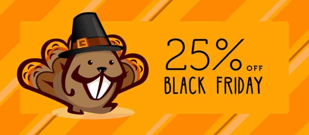 Black Friday Beaver Builder