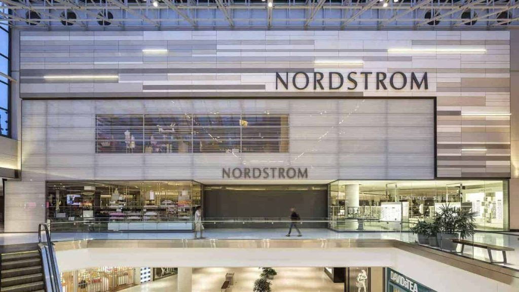 Nordstrom retail store
