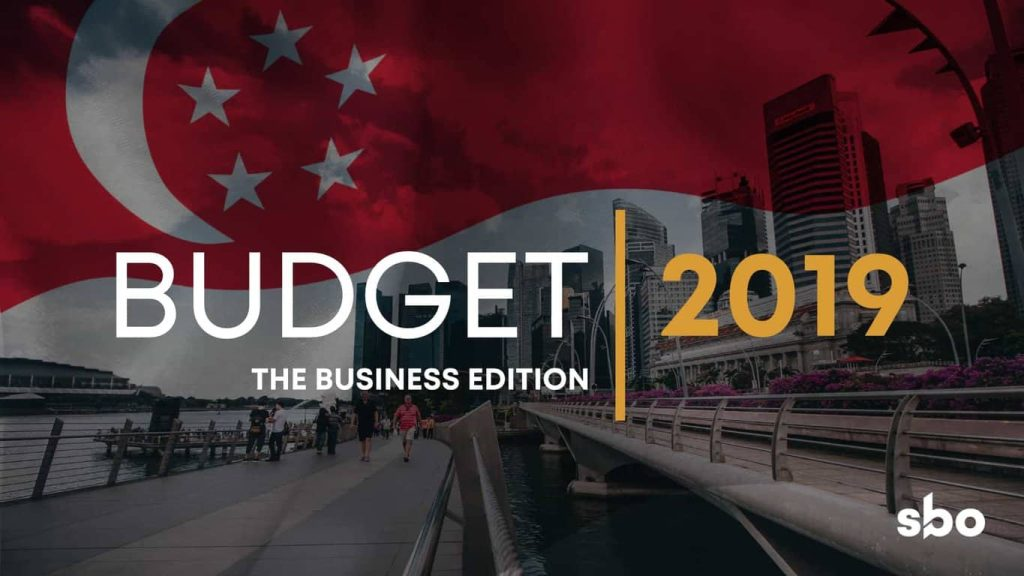 Singapore Budget 2019 Strong United Future SBO