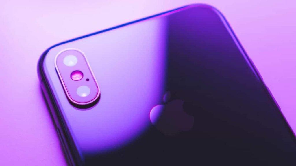 TPG iphone purple