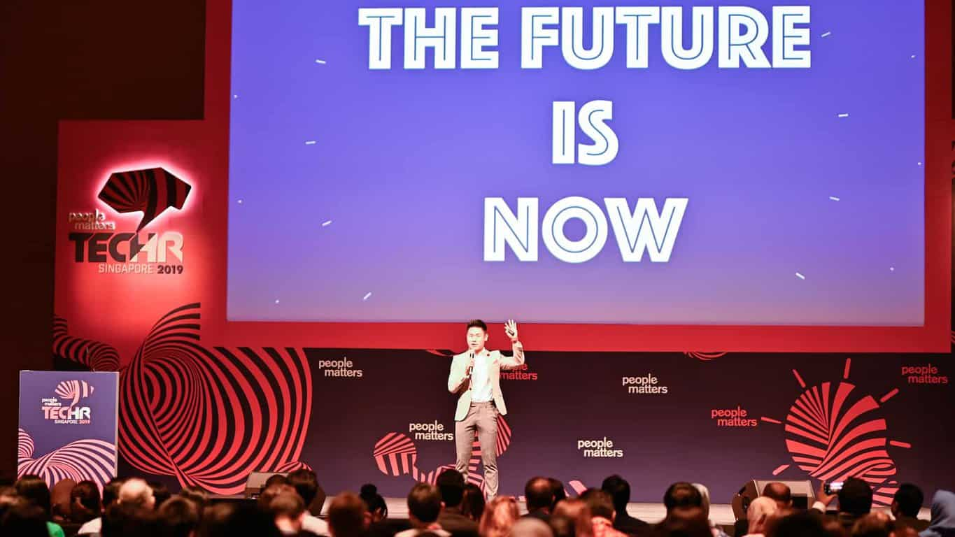TechHR 2019 AI Future is now
