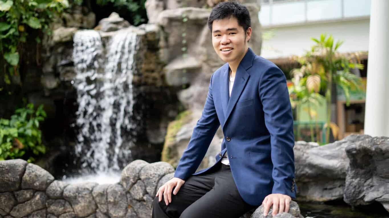 Zac Chua founder Nutkins Kettle Gourmet