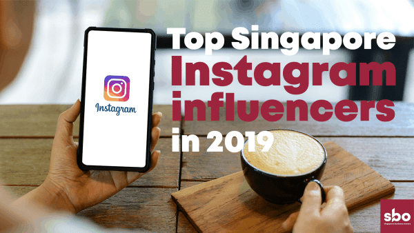Top Singapore Instagram Influencers