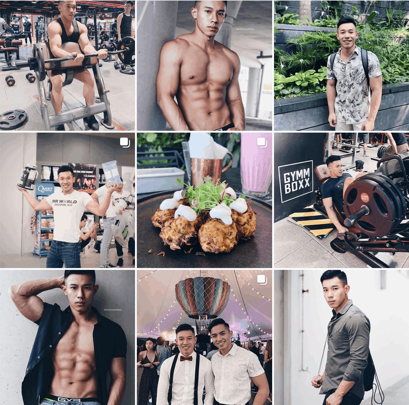 Cavell Lim Instagram