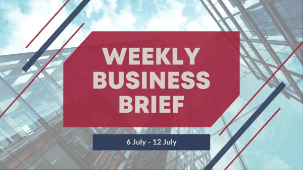 Weekly Business Brief