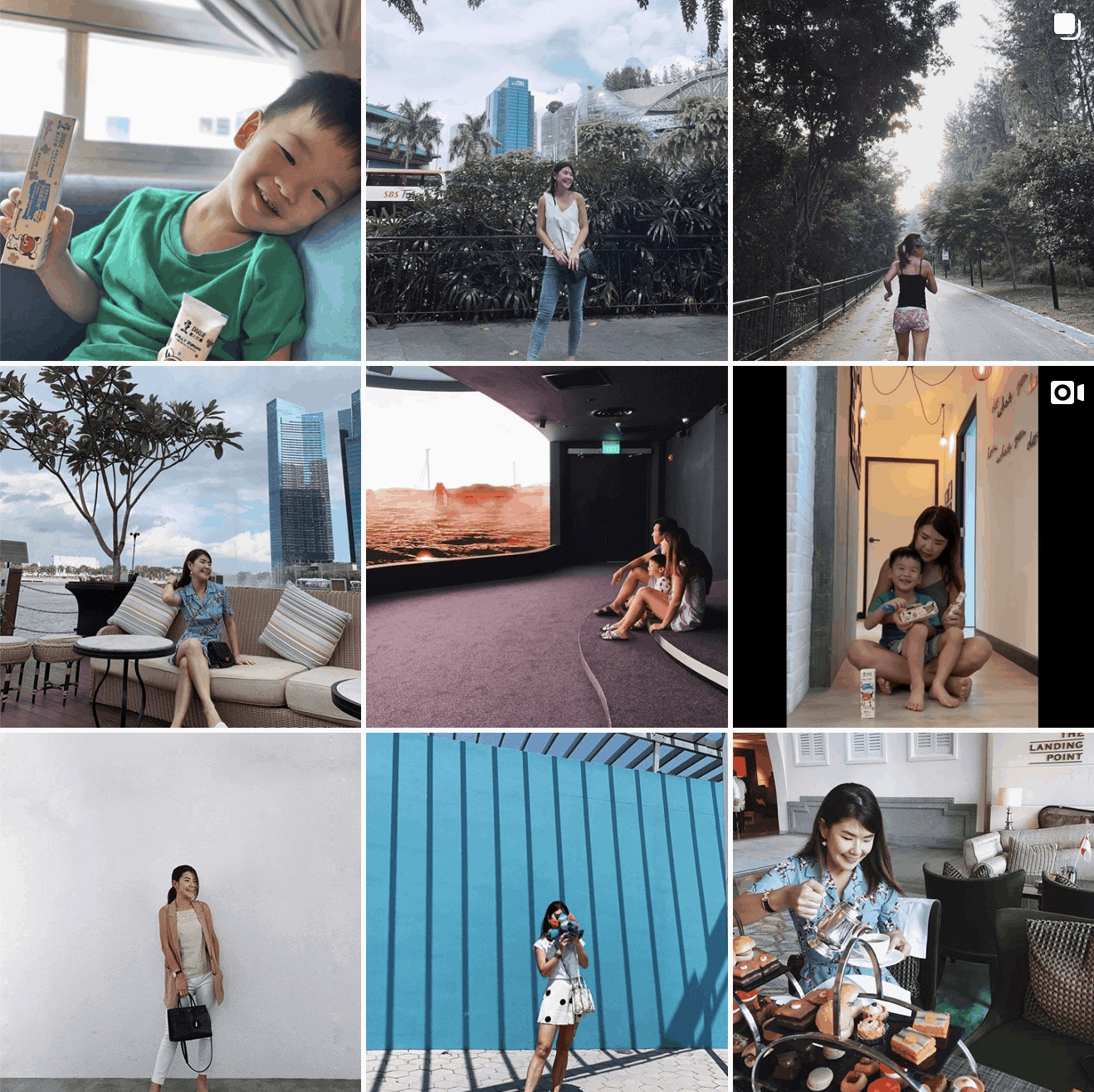 Ying Tian Instagram