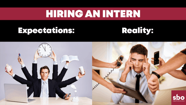 Expectation Vs Reality of Interns