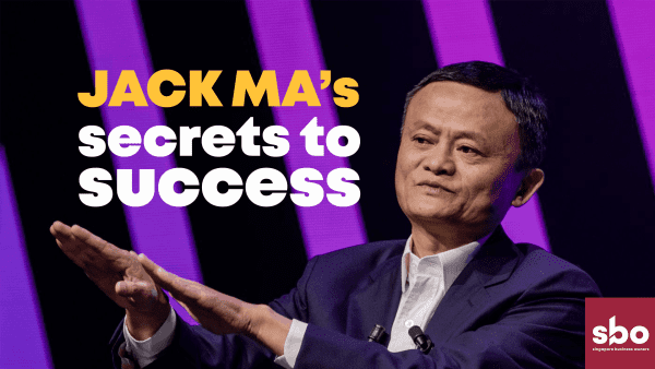 Jack Ma secrets to success