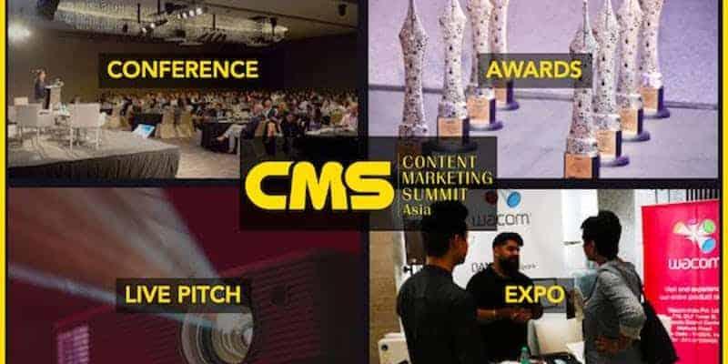 Content Marketing Summit Asia 2019 - ASEAN Edition