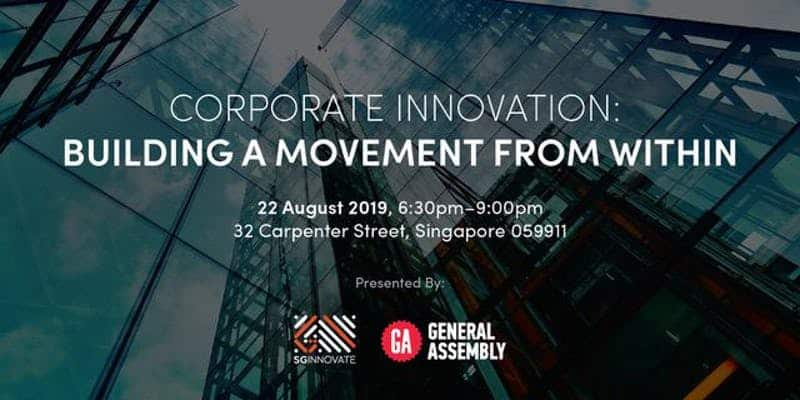 Corporate Innovation: Building a Movement from Within