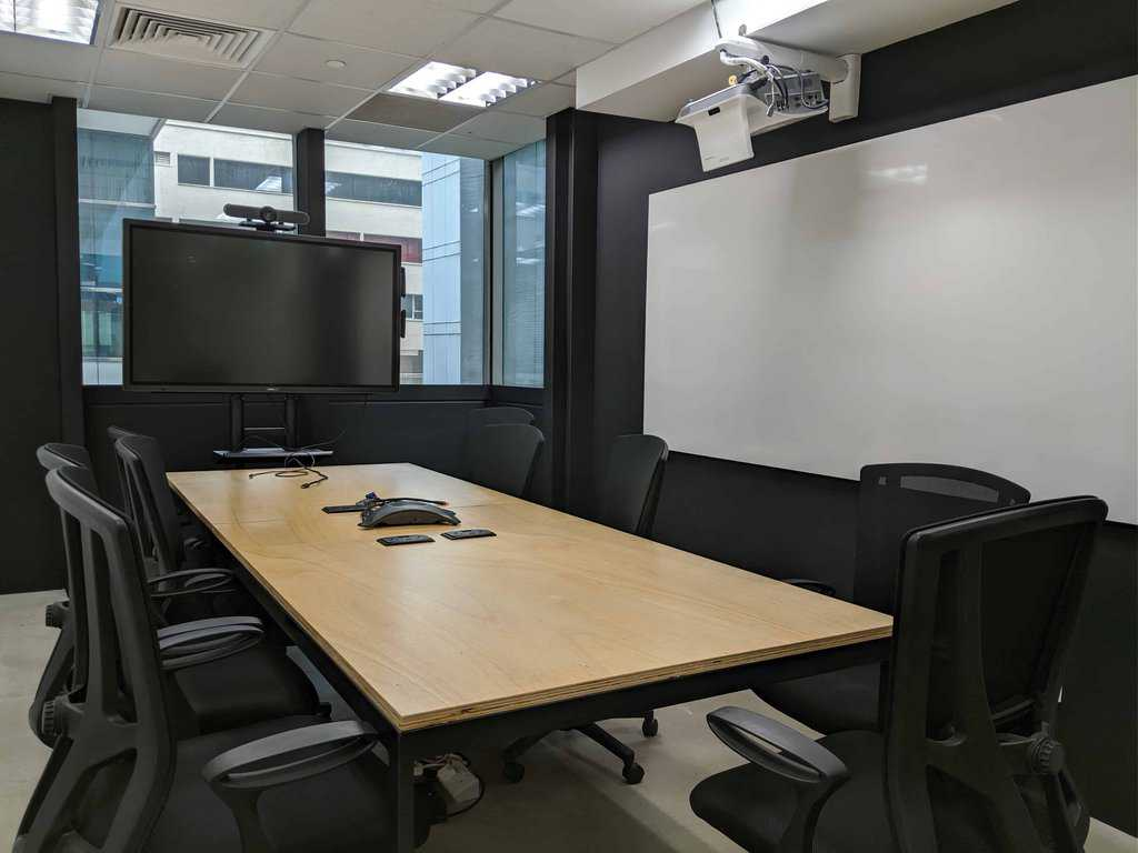 The Company boardroom