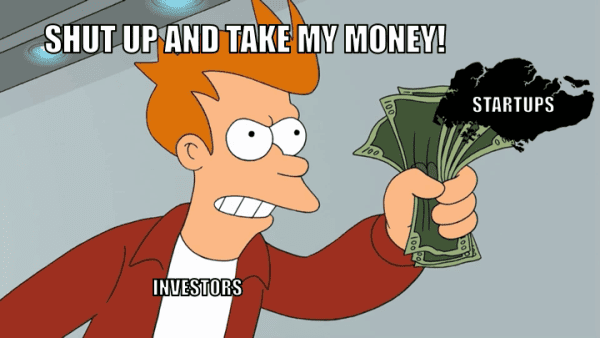 shut up and take my money singapore startups investment