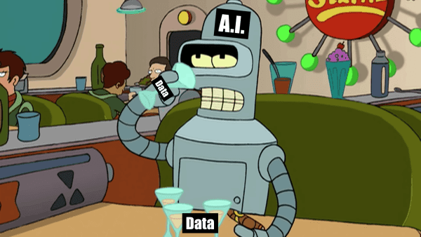 Futurama bender drink alcohol
