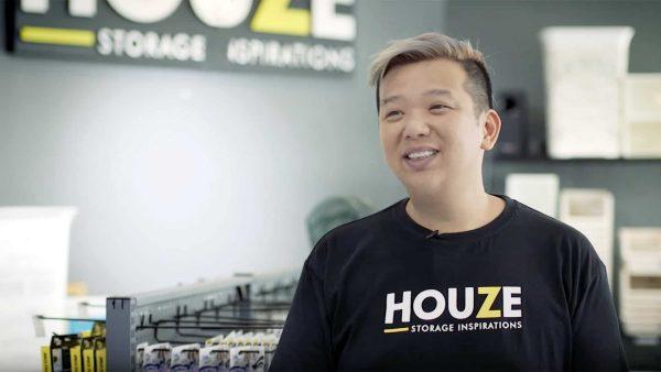 Brien Chua founder HOUZE