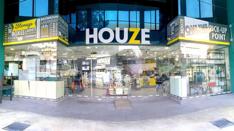 HOUZE Showroom