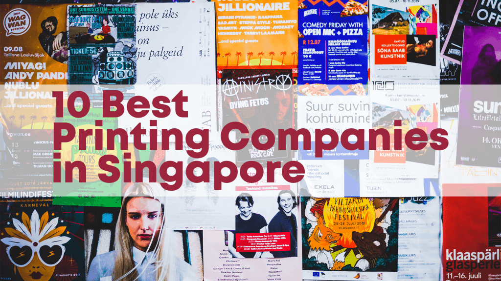 10 best printing companies in singapore