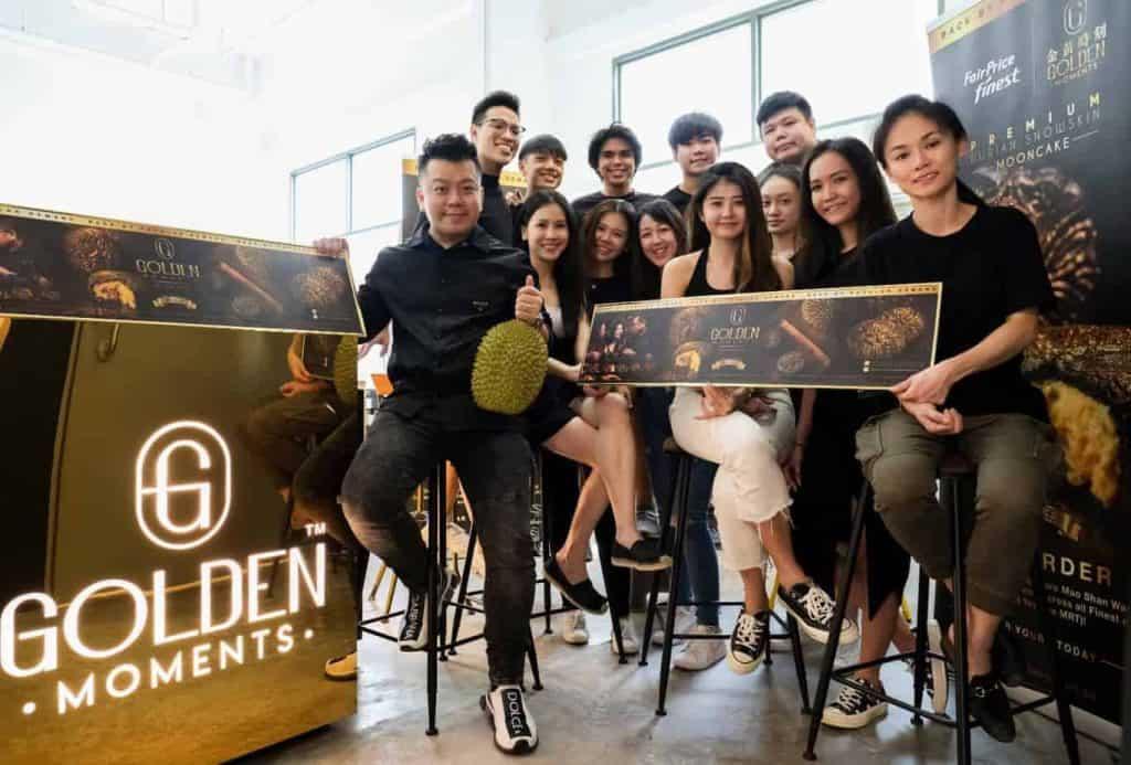 Golden moments team
