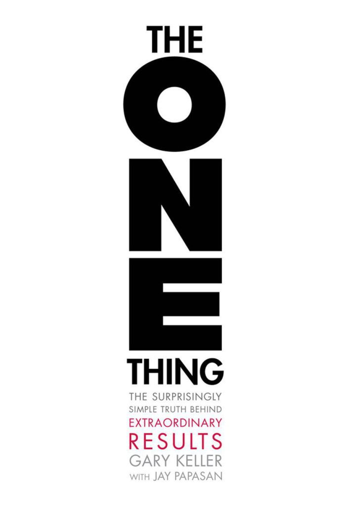 Best Business Books: The One Thing