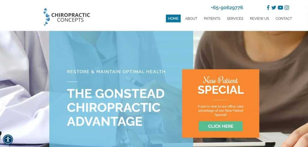 Best Chiropractor in Singapore_Chiropractic Concepts