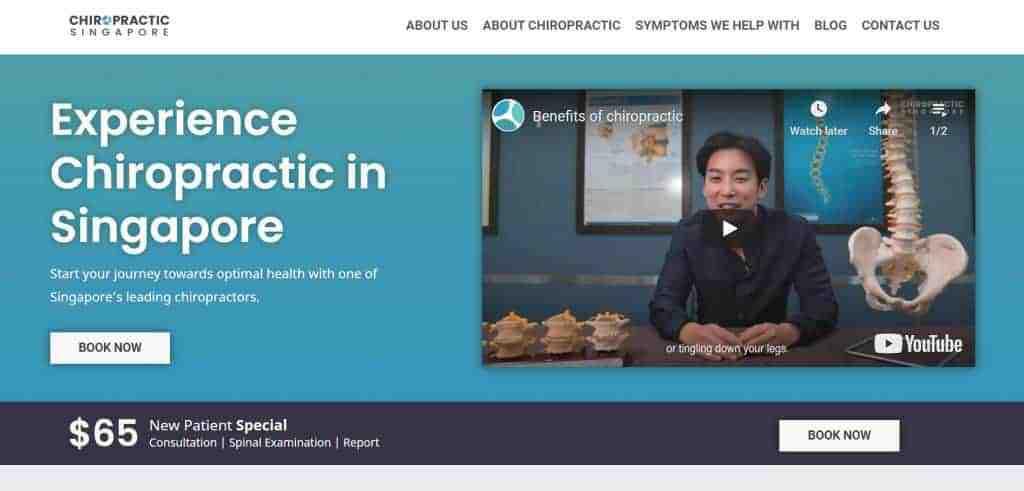 Best Chiropractor in Singapore_Chiropractic Singapore