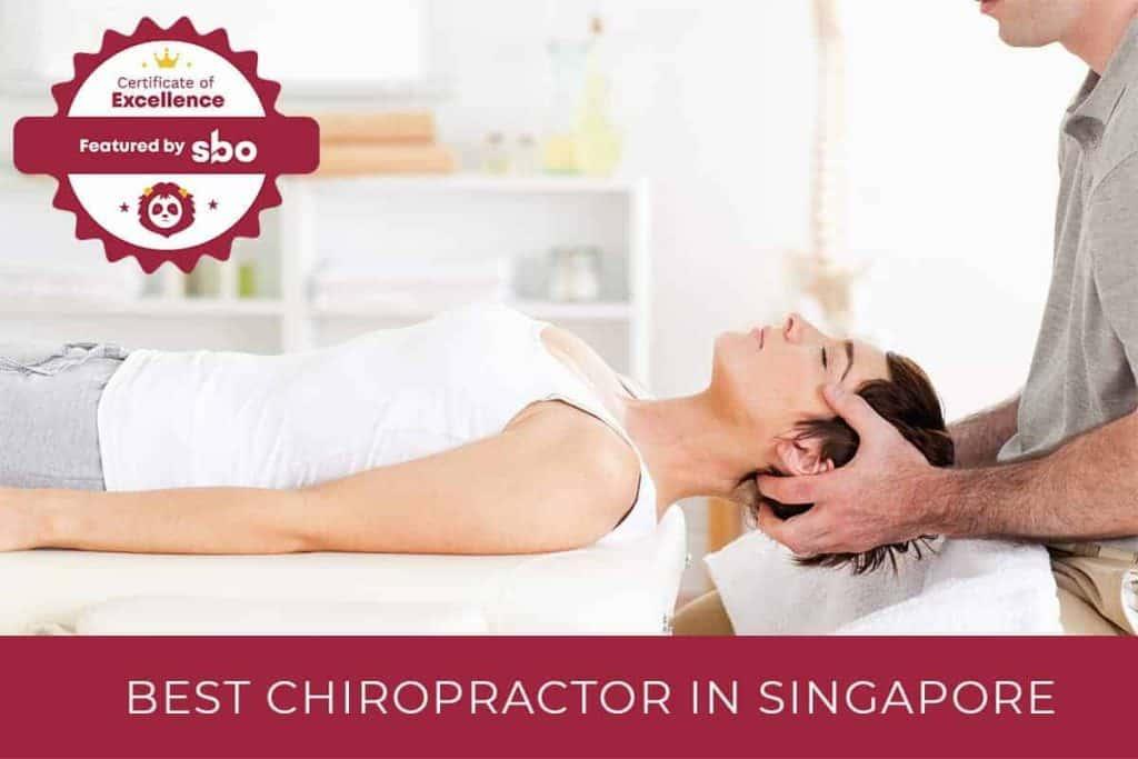 5 Best Chiropractor in Singapore