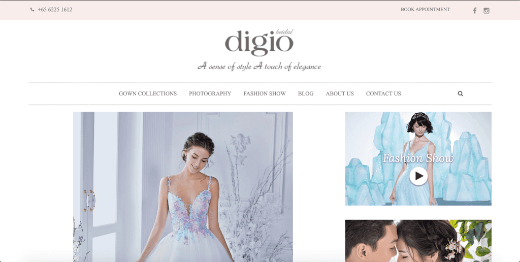 best wedding gown rental in singapore_digio bridal