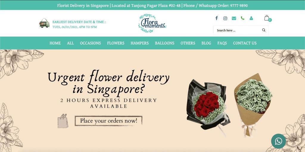 best florist in singapore_flora moments