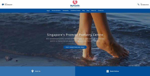 MyFootDr - Best Podiatrist in Singapore