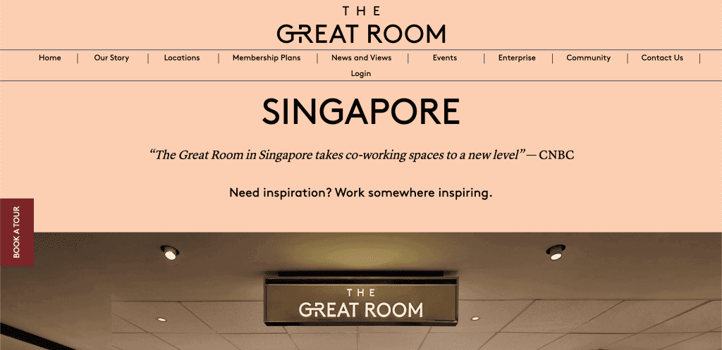 best event space in singapore_the great room