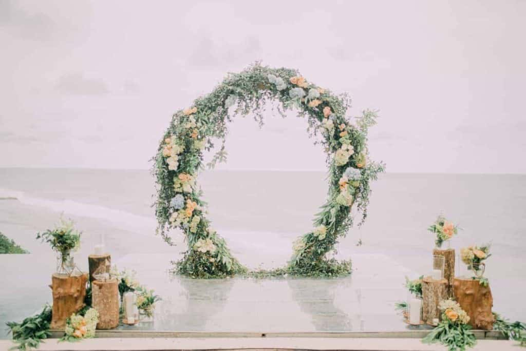 12 Wedding Planners in Singapore   Where Reality Is Better than Your Dreams The Wedding Stylist Clifftop Theme