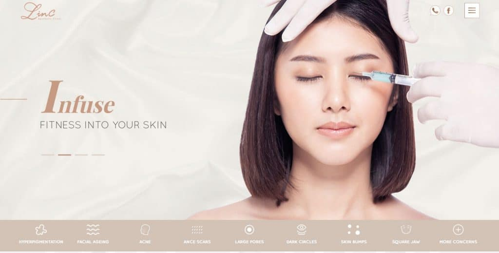 best aesthetic clinic in singapore_linc
