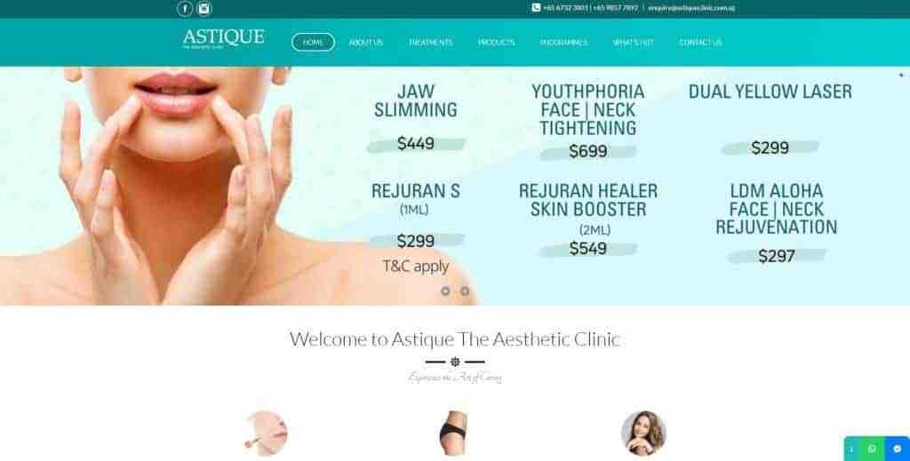 best aesthetic clinic_astique
