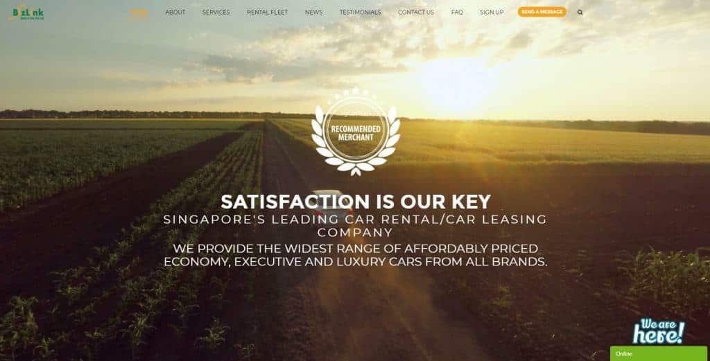best car rental in singapore_bizlink