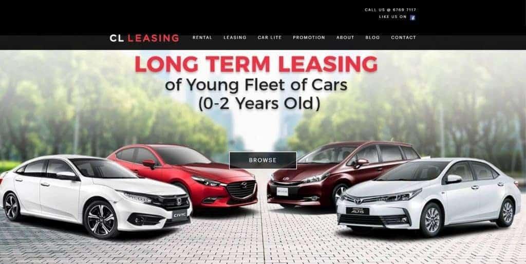 best car rental in singapore_cl leasing