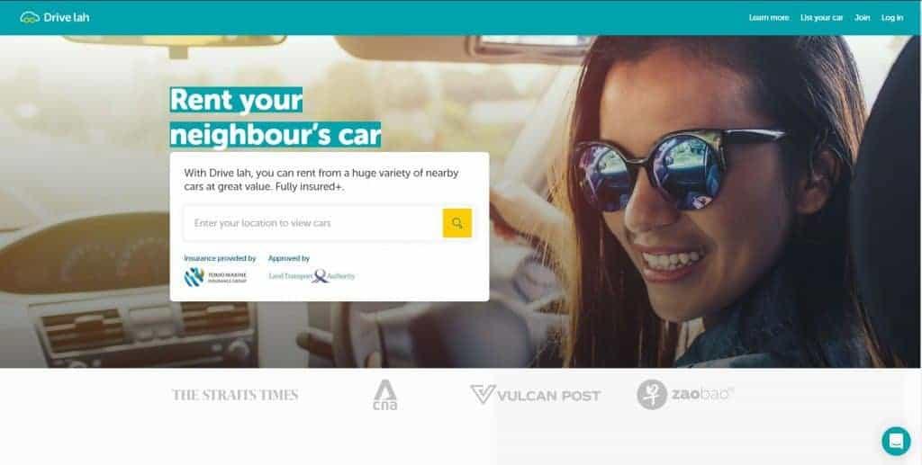 best car rental in singapore_drive lah