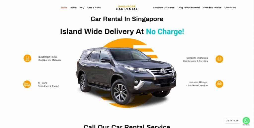 best car rental in singapore_singapore car rental
