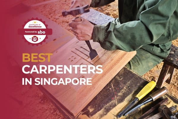best carpenters in singapore