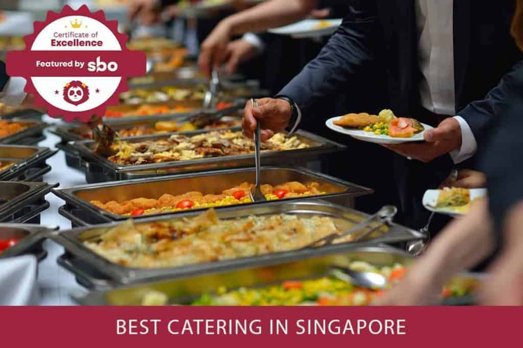 best catering in singapore