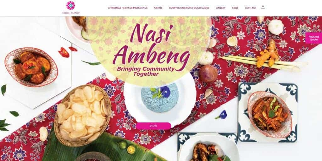 best catering in singapore_chilli manis