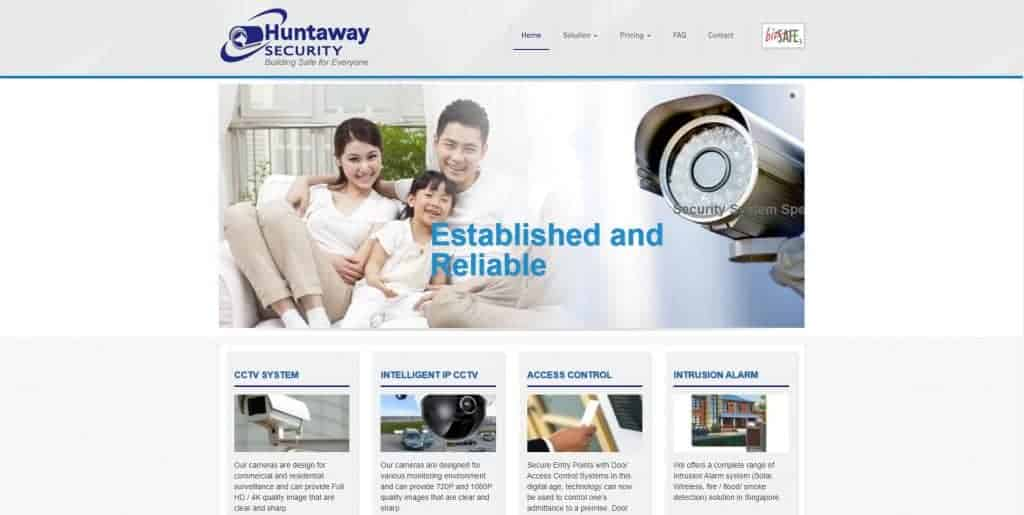 best cctv camera in singapore_huntaway security