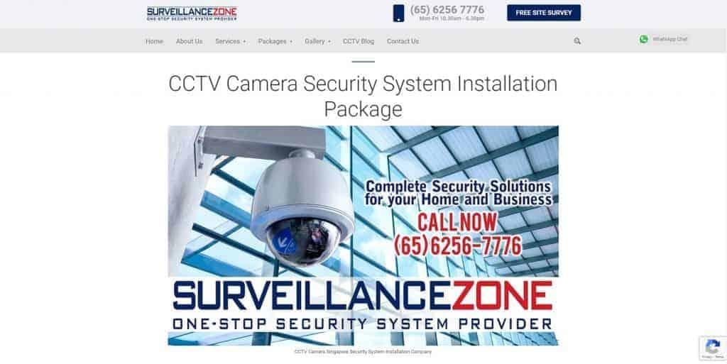 best cctv camera in singapore_survelliance zone