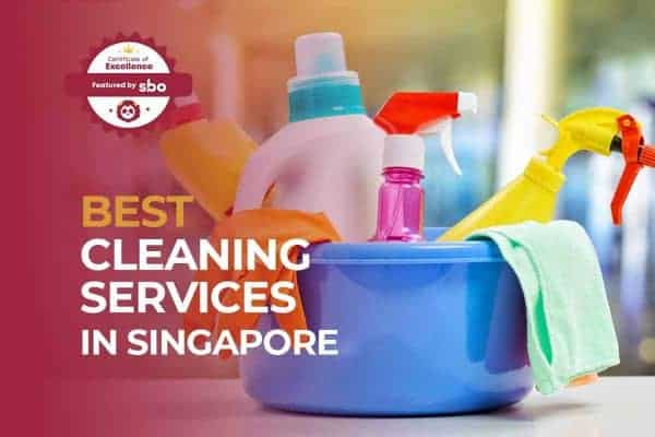 best cleaning service in singapore