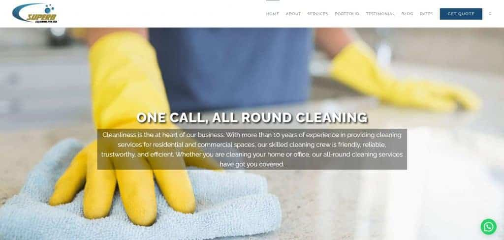 best cleaning service in singapore_superb cleaning