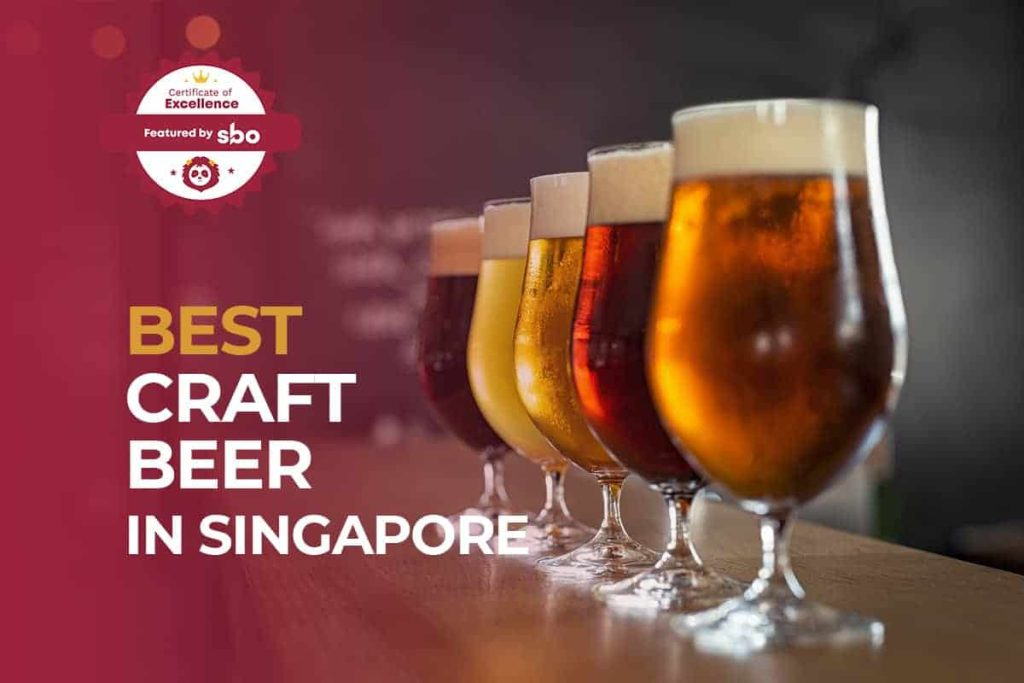 best craft beers in singapore