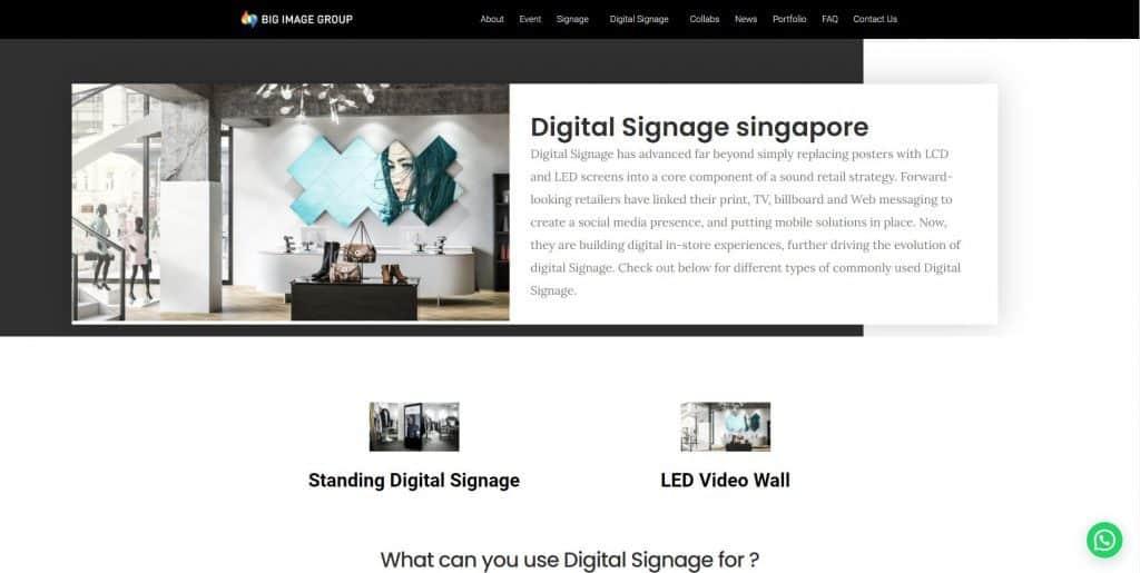 best digital display in singapore_big image group