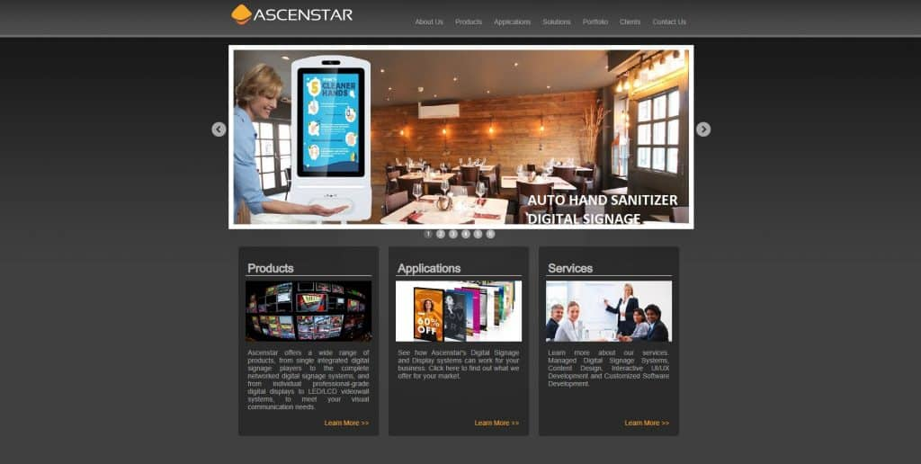best digital display singapore_ascenstar